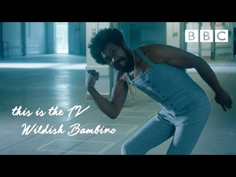 Wildish Bambino: This is the TV | Lenny Henry - BBC