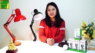 Lamp Viet - Review Hướng Dẫn Lắp Đặt Đèn Bàn Học Pixar giá 300K - 01649543156