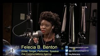 Feleceia Benton on Point of View Radio