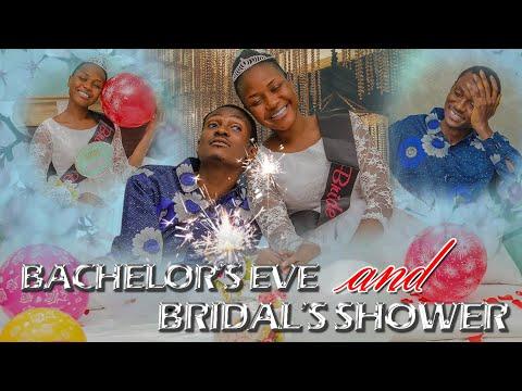 Download BACHELOR EVE & BRIDAL SHOWER OF FEMI ADEBILE AND BECKY