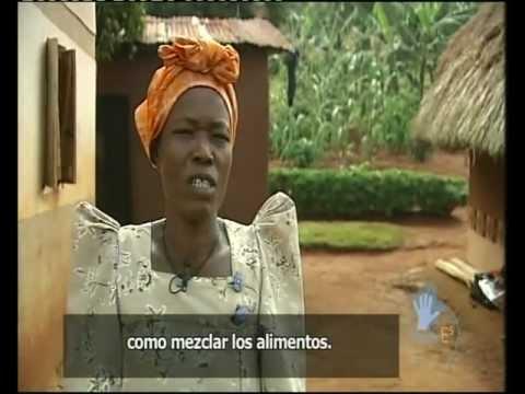 """2010-Uganda: El país de los Bugandas- Programa """"Es Posible""""- Canal Sur TV"""