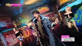 Cover images Rain - LA SONG, 비 - 라 송, Music Core 20140111