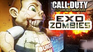Exo Zombies - Easter Egg Achievement