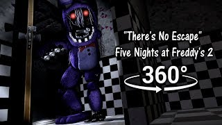 """""""There's No Escape"""" - Five Nights at Freddy's 2 short (Part 4)"""