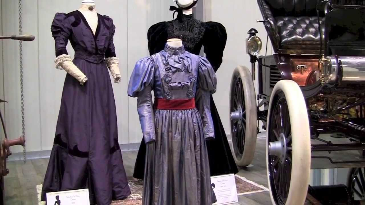 Victorian Era Clothing 1837 1901 Fountainhead Museum Fairbanks