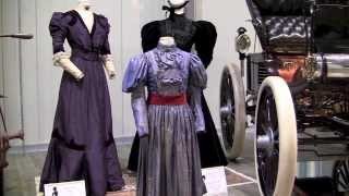 Victorian Era Clothing 1837-1901 - Fountainhead Museum - Fairbanks Alaska