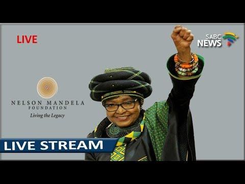 Nelson Mandela Foundation mama Winnie Tribute, 9 April 2018