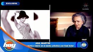 Ana Martin habla de su etapa como símbolo sexual   Ponle la cola al Burro   Hoy