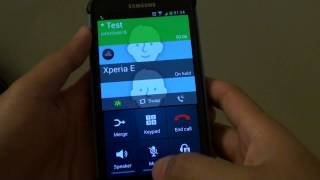 Samsung Galaxy S4: How to Put First Caller on Hold To Answer a Second Call