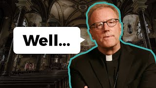 A Protestant Asks Biṡhop Barron if He Should Become Catholic
