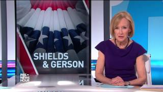 Shields and Gerson on GOP health care bill conflict, Trump's wiretap tweet