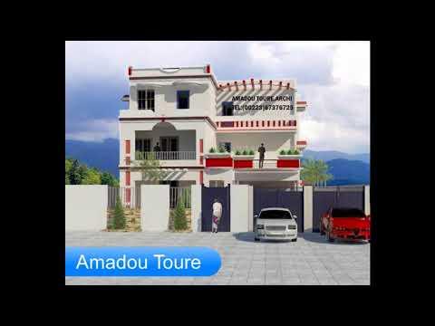 Architect Toure Amadou ( Bamako Mali)
