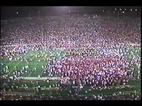 Stanford's Revenge of The Play: The final 17 seconds of the 1990 Big Game