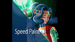 Speed Paint – Reine Jadina