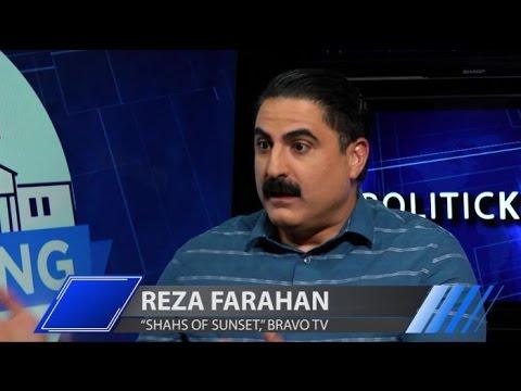 Reza Farahan Discusses AntiMuslim Rhetoric  Larry King Now  Ora.TV