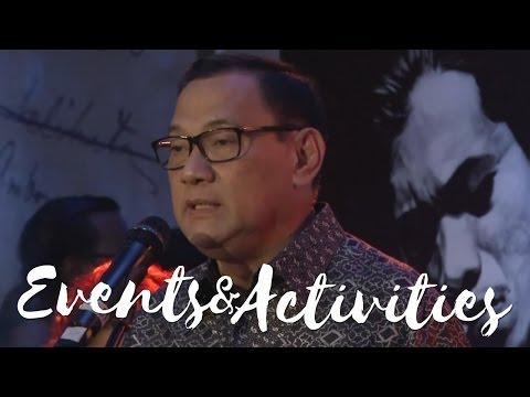 Agus Martowardojo Baca Puisi Chairil Anwar di Teras Budaya Tempo