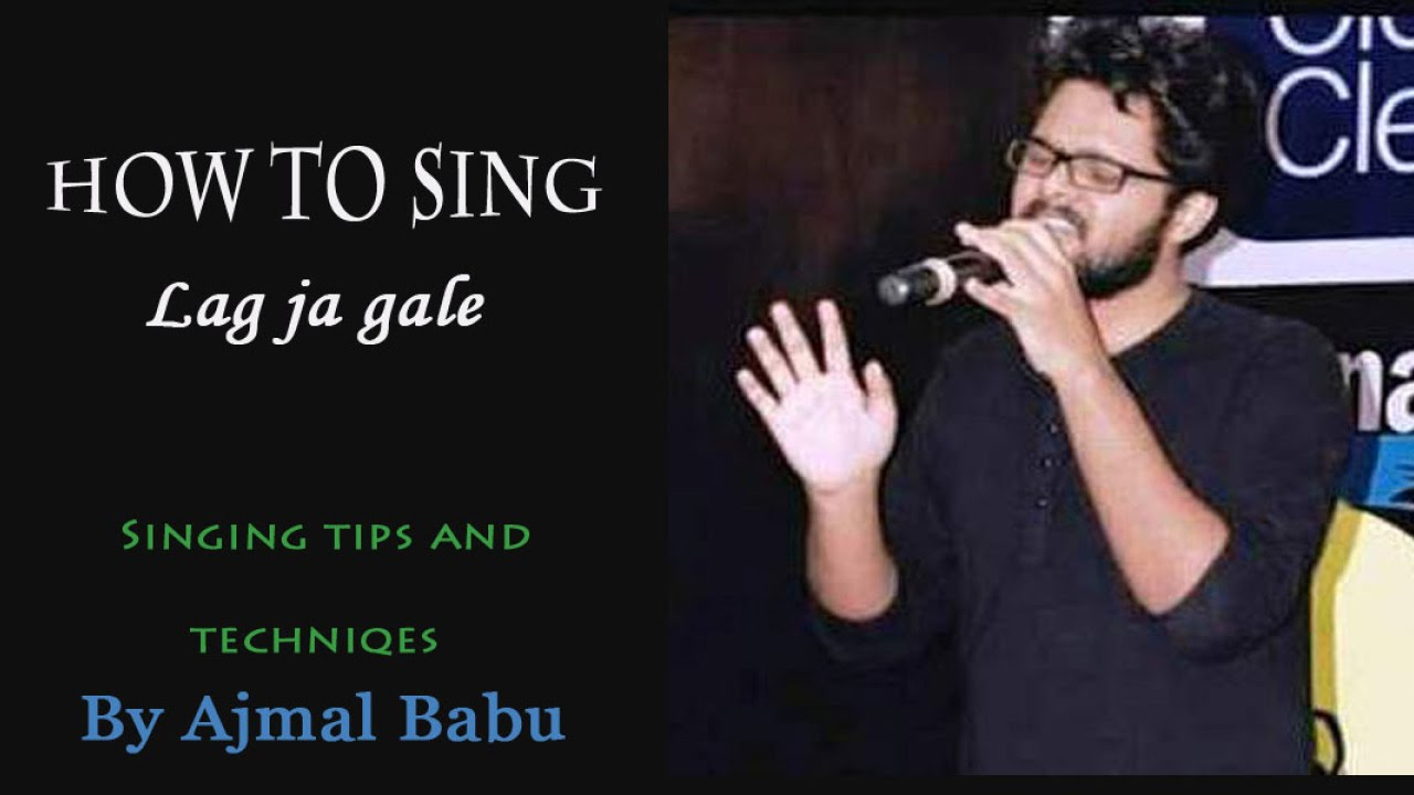 How to sing a song for beginners in hindi