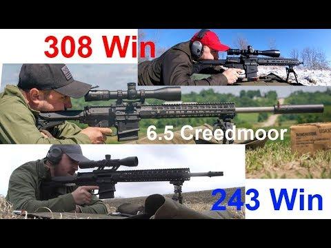 AR10: Chopping Block | Final Upper/Cartridge Selection