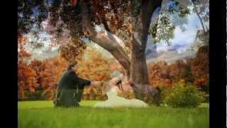 обработка в photoshop свадебных фото