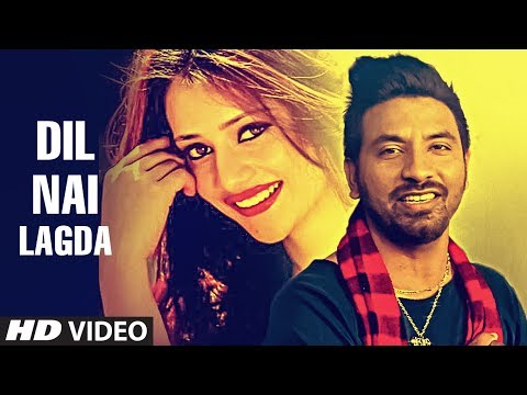 DIL NAI LAGDA by Manpreet Shergill Ft. Lalit Rao || Latest Punjabi Video Song 2017