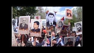 В Ереване в День Победы в третий раз состоится акция «Бессмертный полк»
