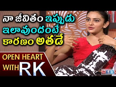 Rakul Preet Singh About Key Person in Her Life   Open Heart With RK   ABN Telugu