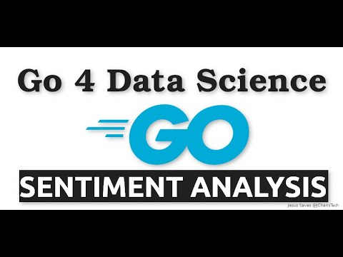 Sentiment Analysis using Golang