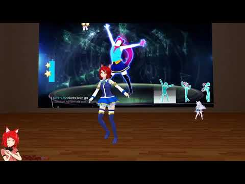 VRChat Just Dance - Tell Your World