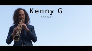 Gambar cover Kenny G - My heart will go on(Céline Dion, Titanic OST), Live in Seoul 2018