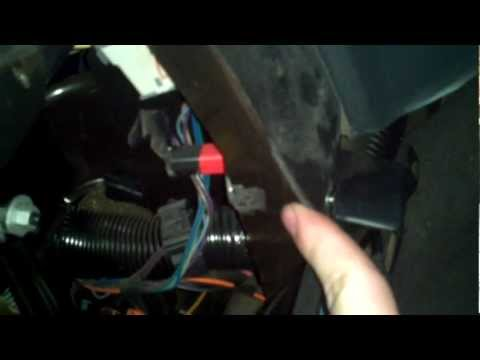 how to change the read brakes on 1007 chev colrado
