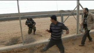 Israel mata a un palestino en Gaza en un