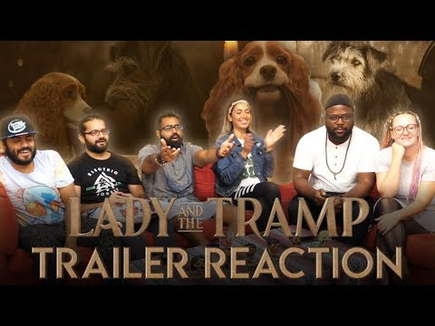 Lady And The Tramp Official Disney Blu Ray Trailer Hd Youtube