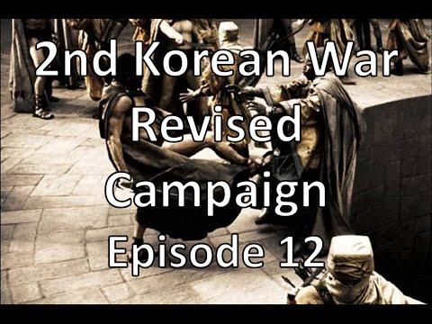 Wargame Red Dragon - 2nd Korean War - Revised Campaign Mod - Episode 12