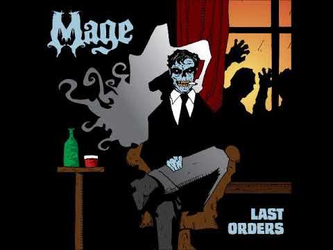 Mage - Last Orders (Full Album 2014)