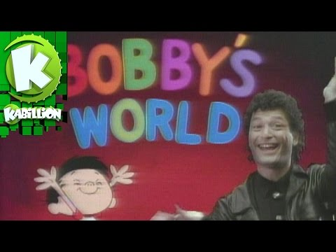 The Big Sweep - Bobby's World - Full Episode #107
