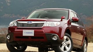 Subaru Forester 2009 Wallpapers Videos