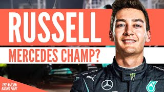 Will George Russell be a world champion at Mercedes?