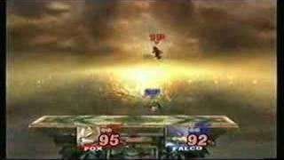 Zentore (Fox) VS Nyosuke (Falco)