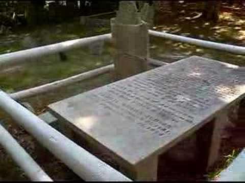 The Grave of Adoniram Judson