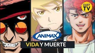 El Canal de Anime que nunca volveremos a tener - Vida y muerte de Animax. 24 horas Full Anime.