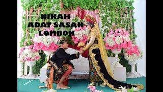 Nikah Adat Sasak Lombok NTB