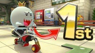 Mario Kart 8 Deluxe Comeback Compilation 7