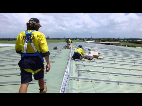 GEM Energy - Installation of a 100 kWp Solar Installation
