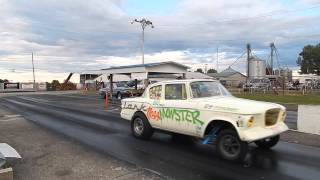US 60 Dragway - Lark-n-Lowhorn Show from  Sept 12, 2015