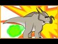 EINIOSAURUS | Learn Dinosaur Facts | Dinosaur Cartoons for Children | I'm A Dinosaur