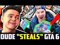 GUY STEALS GTA 6 FROM ROCKSTAR GAMES