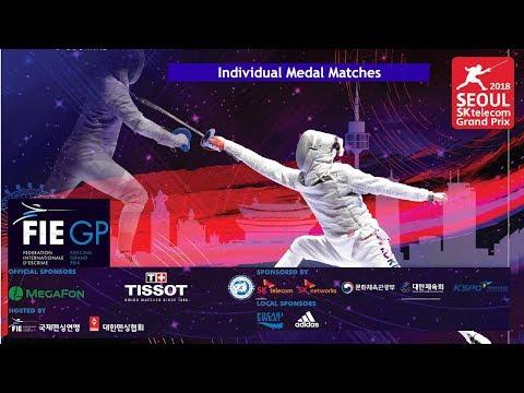 SK Telecom Sabre Grand Prix Seoul Medal Matches
