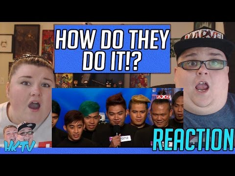 El Gamma Penumbra Earn Golden Buzzer  | Asia's Got Talent REACTION!! 🔥