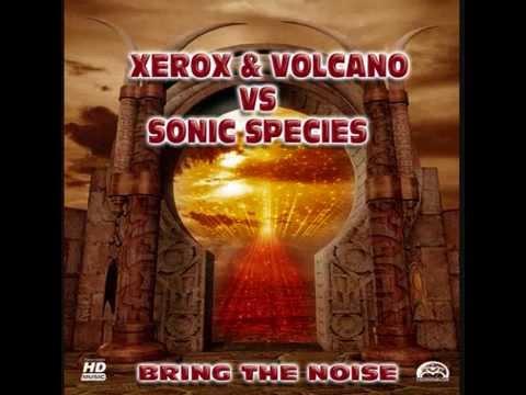 Xerox & Volcano vs Sonic Species - Pitch Control