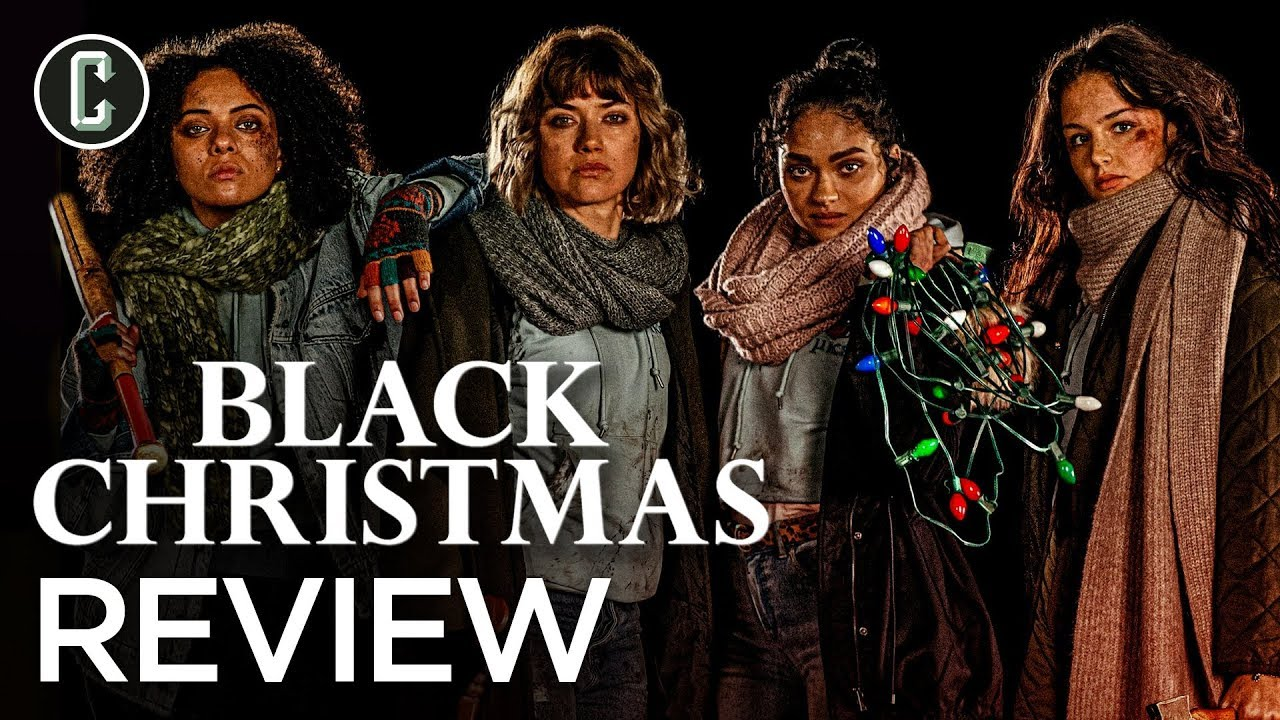 Review: Sophia Takal updates horror classic 'Black Christmas'